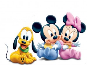 Desenho Animado Disney Texto Online