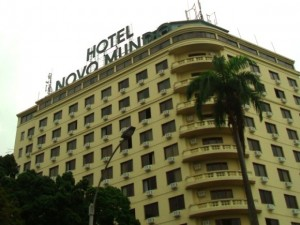 HOTEL NOVO MUNDO RIO DE JANEIRO