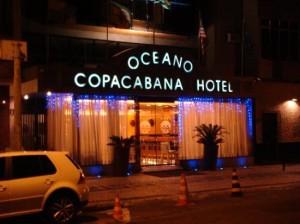 HOTEL OCEANO COPACABANA RIO DE JANEIRO