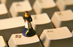 Como limpar teclado