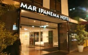 MAR IPANEMA HOTEL RIO DE JANEIRO