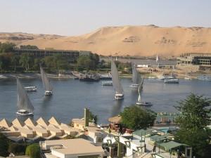 RIOS DO EGITO