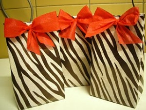 Como embrulhar presente
