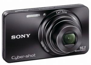 Comparação de câmeras digitais