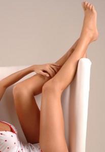 Flacidez nas pernas