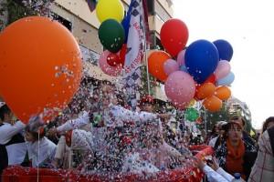 Na Espanha tem Carnaval