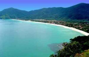 Onde fica a Praia de Maresias