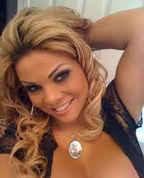 modelo Sheyla Hershey