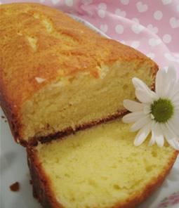 Receita bolo pão de ló