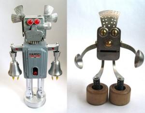 Como construir um robô