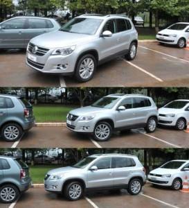 Dicas de estacionamento