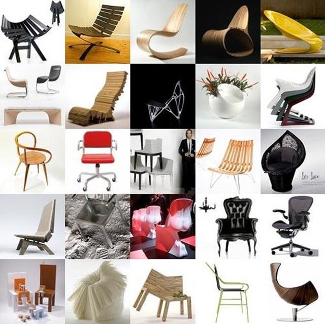 Fábrica de cadeira
