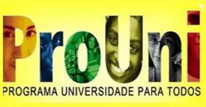 Inscrições Prouni 2012