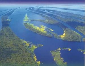 País onde nasce o rio Amazonas