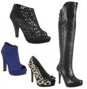Sapatos inverno 2012